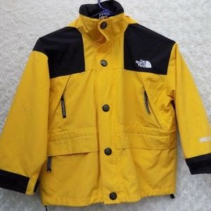 The North Face Gore-TEX Summit series Yellow Boys